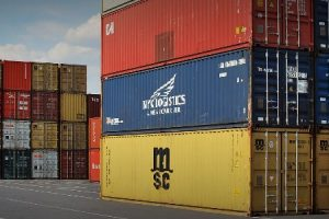 Shipping Containers With Davenport Laroche