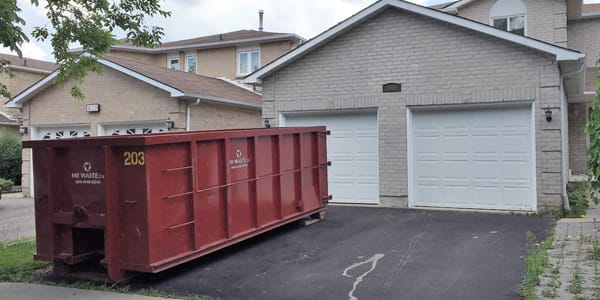 Services Of Dumpster Rental