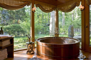 indoor portable hot tub