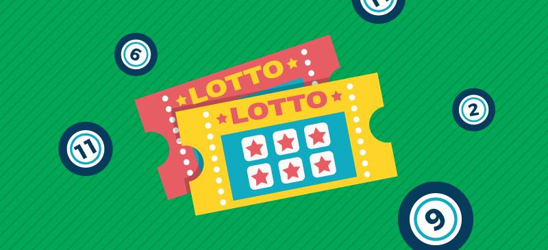 choosing lottery numbers