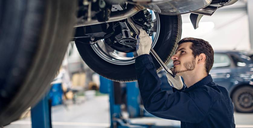 Get your exhaust vehicles with cheap car service