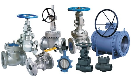 valve and actuator