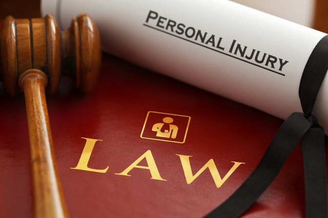 make a personal injury claim immediately
