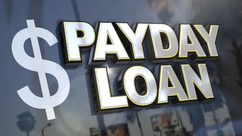 Payday loans are very expensive
