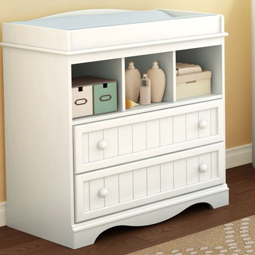 models of changing table with drawers