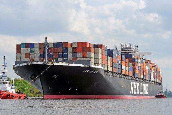 davenport laroche container shipping