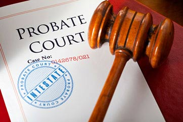 Hiring a probate lawyer