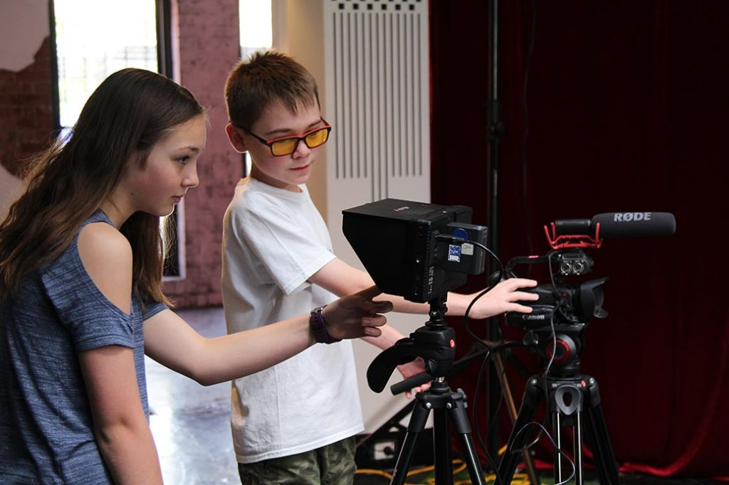 filmmaking studios