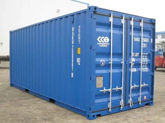 selling the containers