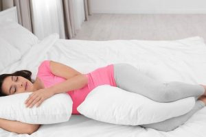 pillow for between legs when sleeping